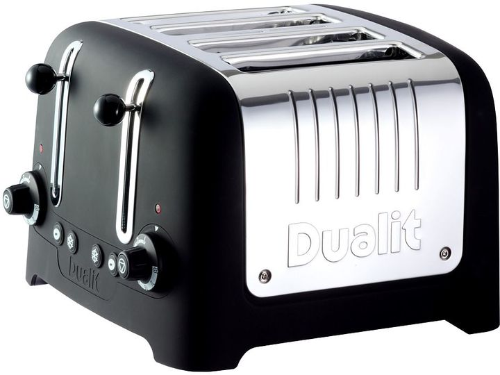 Dualit Lite Traditional 4-Slice Chunky Toaster
