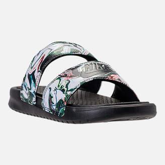 Nike Women's Benassi Duo Ultra Slide Sandals