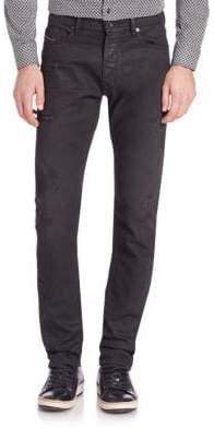 Diesel Tepphar Tapered-Fit Jeans