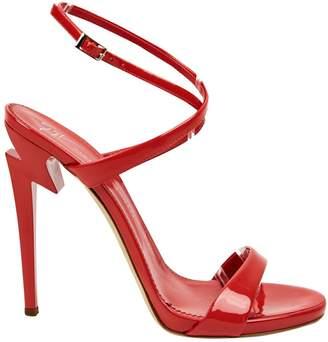 Giuseppe Zanotti Red Patent leather Heels