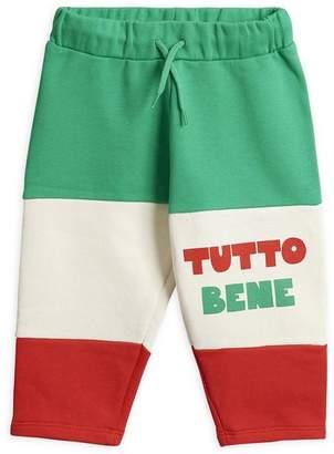 Mini Rodini Tutto Bene Sweatpants 2-8 Years