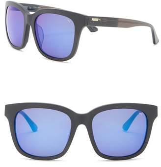 Puma 56mm Square Sunglasses