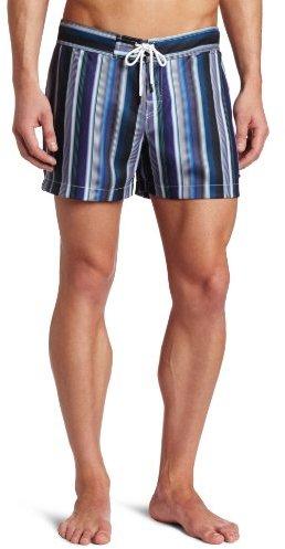 Parke & Ronen Men's Tailored Fit Swim Short