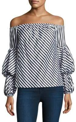 Petersyn Lily Off-The-Shoulder Top