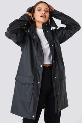Rut & Circle Rut&Circle Rain Jacket Black