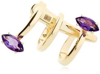 Bea Yuk Mui Bongiasca Gloriosa Lily Glory Gold Mono Earring