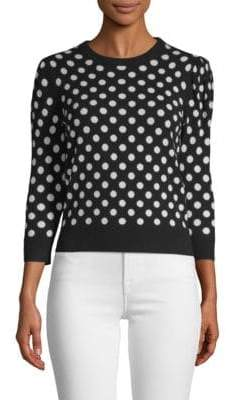Michael Kors Coin Dot Cashmere Sweater