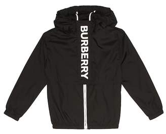 Burberry Logo jacket