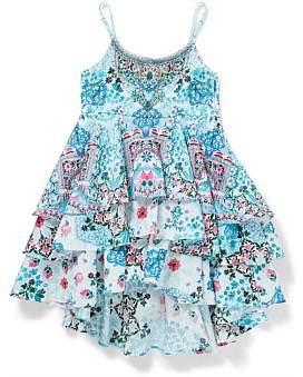 Camilla Lovers Retreat Kids Layered Dress