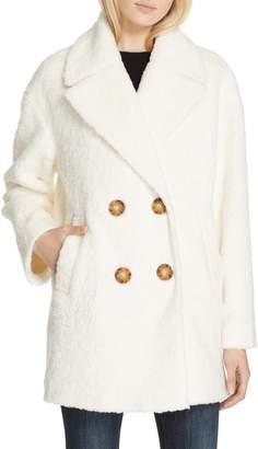 Kate Spade teddy coat