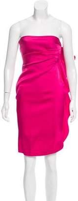 Stella McCartney Satin Mini Dress
