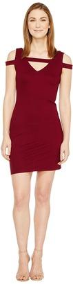 Christin Michaels - Galia Strappy Bodycon Dress Women's Dress $64 thestylecure.com