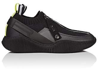 Swear London Women's Crosby Stretch-Knit & Tech-Fabric Sneakers