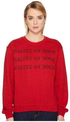 McQ Band Crew Neck Women's Clothing