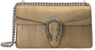 Gucci Small size metallic Dionysus shoulder bag
