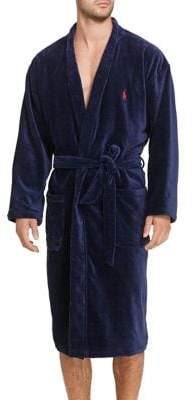 Polo Ralph Lauren Tall Cotton Robe