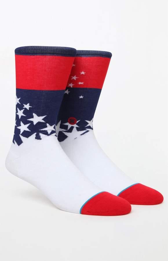 Indie Crew Socks