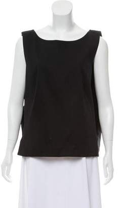 Zac Posen Sleeveless Gathered Top w/ Tags