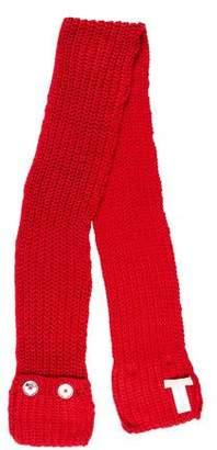 MICHAEL Michael Kors Knit Pocket Scarf w/ Tags