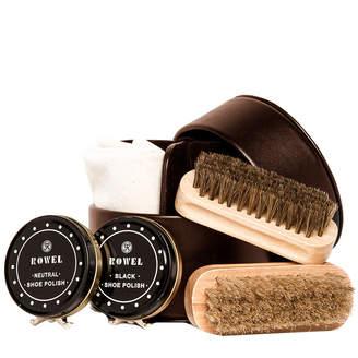 Co Brouk & Shoe Shine Kit