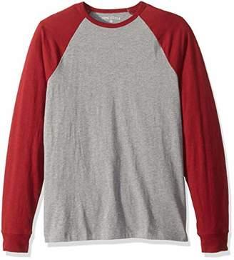J.Crew Mercantile Men's Long-Sleeve Baseball T-Shirt