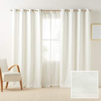Lauren Conrad Antigua Room Darkening Lined Window Curtain