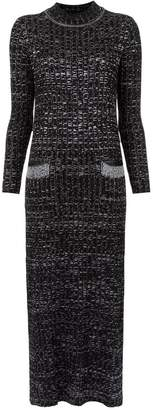 Cecilia Prado Luena long knit dress