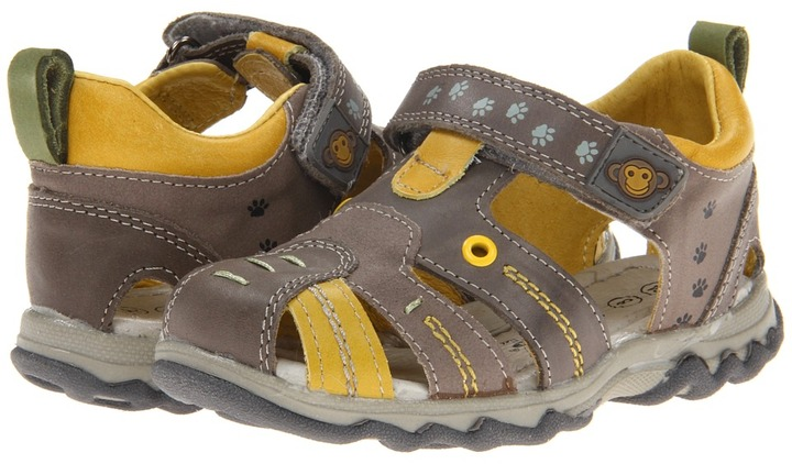 Beeko Jake (Toddler) (Camel) - Footwear