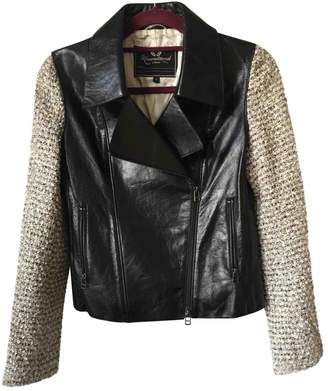 Unconditional Black Tweed Jacket for Women