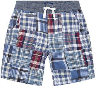 Polo Ralph Lauren Checked Patch Shorts