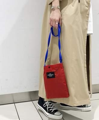 Journal Standard (ジャーナル スタンダード) - JOURNAL STANDARD 【BAGS IN PROGRESS/バッグス イン プログレス】パスポートショルダーRIPSTOP