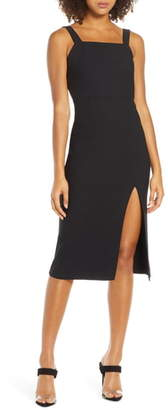 Finders Keepers Palermo Sheath Dress