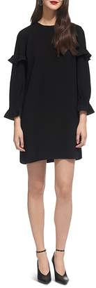 Whistles Elizabeth Frill-Sleeve Dress
