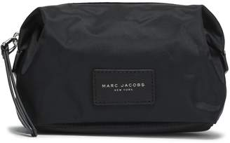 Marc Jacobs (マーク ジェイコブス) - マーク ジェイコブス レザートリム コスメティックケース