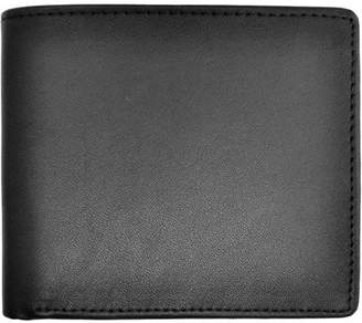 Royce Leather Hipster Bifold Credit Card Wallet in Genuine Leather