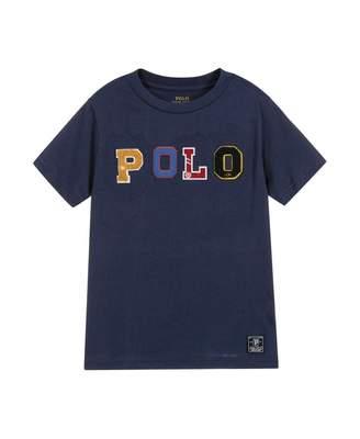 Polo Ralph Lauren Childrenswear Polo Multi Logo T-shirt