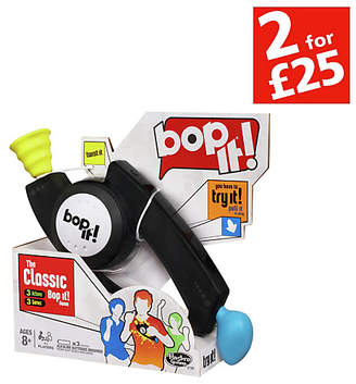 Hasbro Gaming Bop It! Classic Game from Gaming