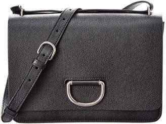 Burberry Medium D-Ring Leather Shoulder Bag