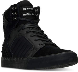 Supra Men's Skytop EVO High-Top Casual Sneakers from Finish Line $120 thestylecure.com