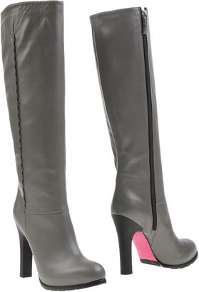 LUCIANO PADOVAN Boots $567 thestylecure.com