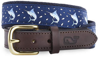 Vineyard Vines Boys Marlins Club Belt