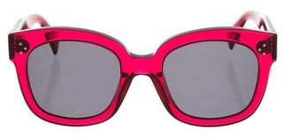 42cb172bdd Celine Square Oversize Sunglasses w  Tags