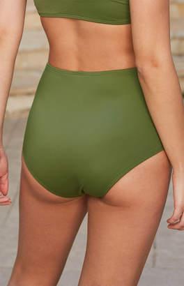 Kirra High Waisted Bikini Bottom
