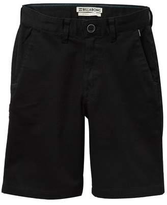 Billabong Carter Stretch Shorts (Big Boys)