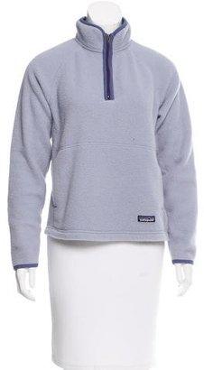 Patagonia Fleece Pullover $80 thestylecure.com