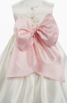 Us Angels Gingham Sash