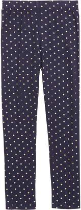 Truly Me Polka Dot Leggings