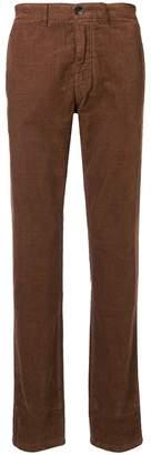 Eleventy straight-leg corduroy trousers