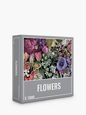 Cloudberries Flowers Jigsaw Puzzle, 1000 Pieces
