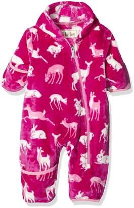 Hatley Babies' Fuzzy Fleece Bundler